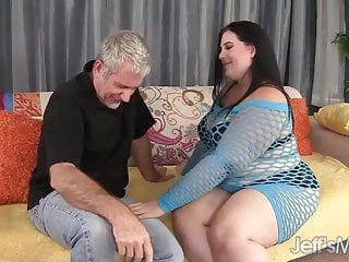 Gorgeous bbw becki butterfly acquires her cum-hole stuffed worthy