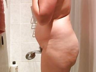 Spy share hot undressed wife with hidden web camera