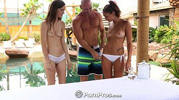 Hd pornpros - tali dova ariana marie hawt fuck session by the pool