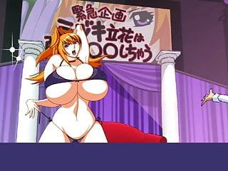 Oppai tentacle diva mizuki two jyubei sex show manga english