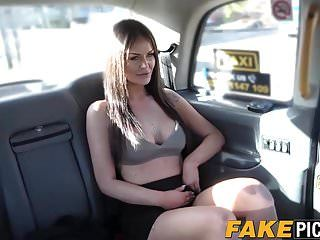 Lesbo taxi milf is sexy and lewd for some delightful bawdy cleft