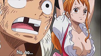 Nami one piece - the superlatively good compilation of hottest and anime scenes of nami