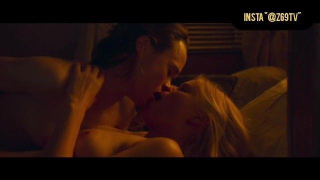 Kate mara ellen page lesbo sex scene