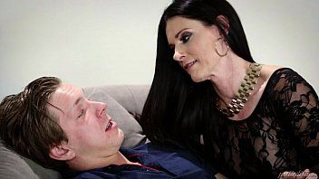 Russian guy trapped in a eager milfs abode - india summer