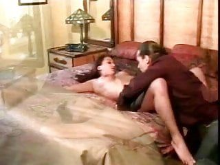 Oriental porn star gives head job