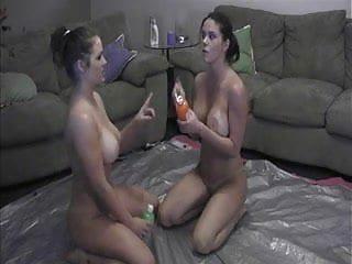 Bare lesbian babes episode