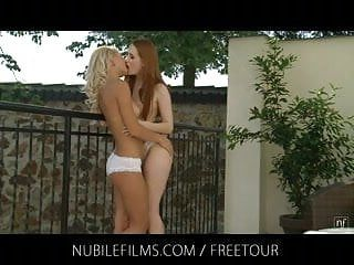 Nubile films - consummate body blond grace hartley copulates her l